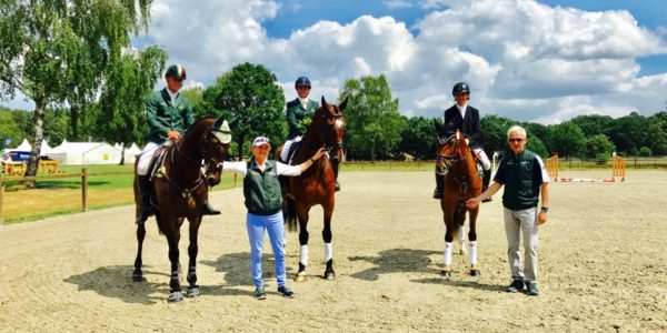 Mike and Trish complete Luhmuhlen CCI4*